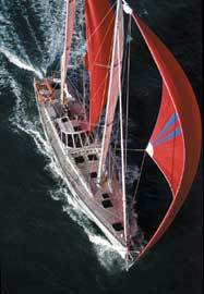 Beowulf - 80ft Skip Dashew Design
