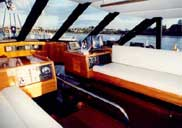 Beowulf - 80ft Skip Dashew Design - Pilothouse