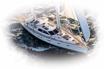 Leonore 80ft Ketch designed by chuck Paine Yacht Design
